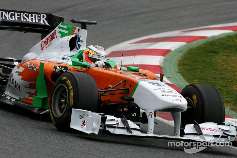 Force India vs Lotus  -  Court Hearing Date Set
