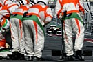 Force India Barcelona test report 2011-03-09