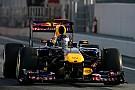 Red Bull Barcelona test report 2011-03-11