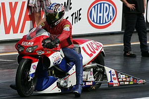 NHRA Lucas Oil Racing final report