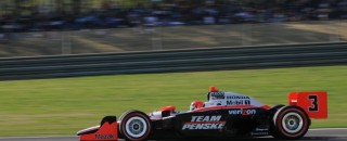 IndyCar Team Penske Birmingham test notes 2011-03-15