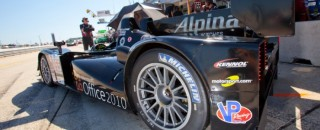 ALMS Tucker & team ready for new season, new challenges