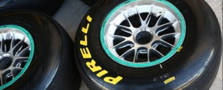 Formula 1 Pirelli reveals six tyre colours for 2011