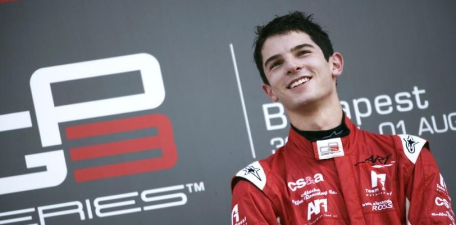 Alexander Rossi Joins AirAsia Team Lotus Driver Development Program