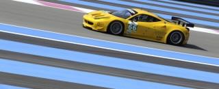European Le Mans James Walker race report