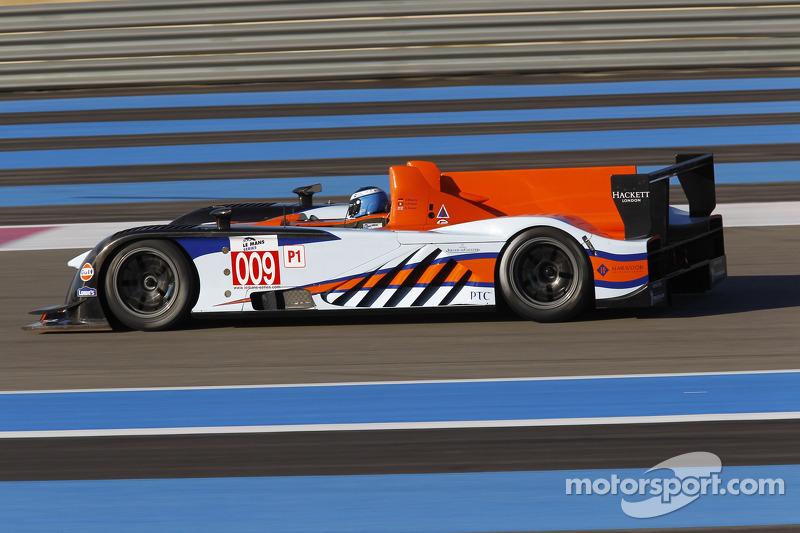 Darren Turner race report