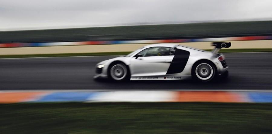 Audi DTM Drivers Test Their Endurance