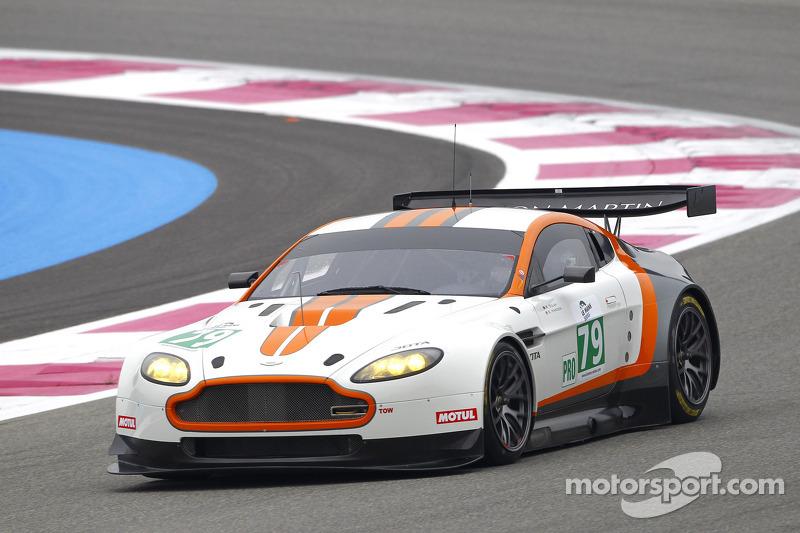 Jota Sport AMR race report