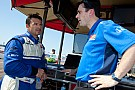 Newman/Haas Racing Friday report