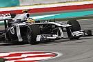 Williams Qualifying Report