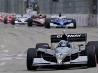 Mike Conway race report