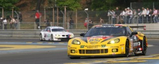 Le Mans Corvette Racing Le Mans test report