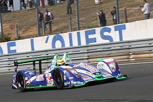 Le Mans Pescarolo Team Le Mans Test Report