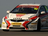 Shedden Takes Thruxton Pole