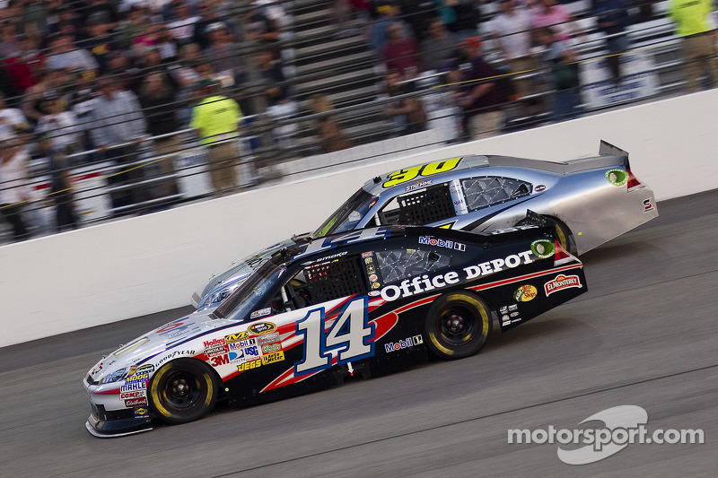 Team Chevy race notes, quotes