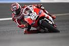 Ducati race report