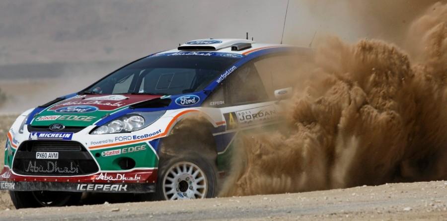 Ford Rally Italia Sardegna Preview