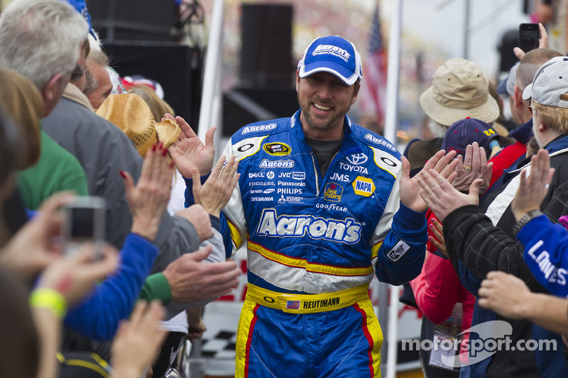 David Reutimann Darlington preview