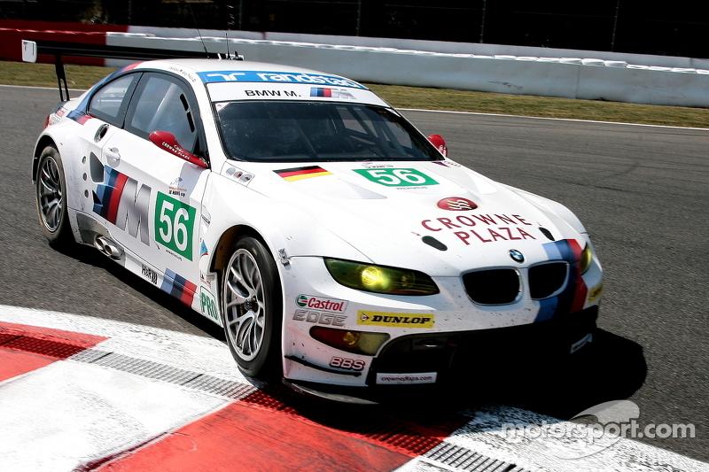 BMW Spa Race Report