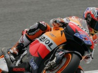 Stoner Leads the Way at Le Mans in Friday practice