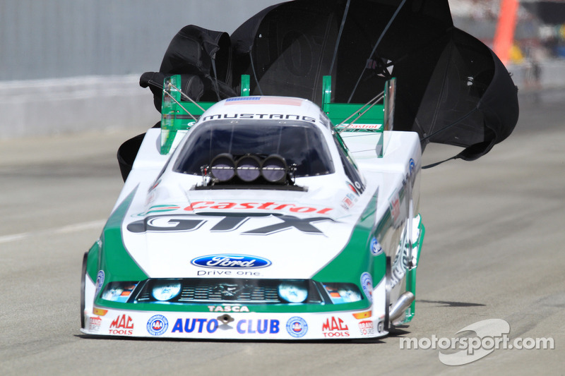 John Force Racing Atlanta final report