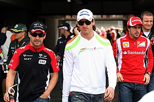 Formula 1 Video exists of Sutil-Lux incident - report