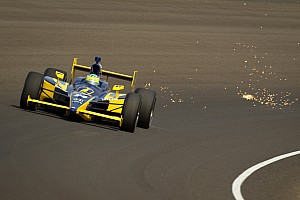 IndyCar Dreyer & Reinbold Racing Fast Friday At Indy Report