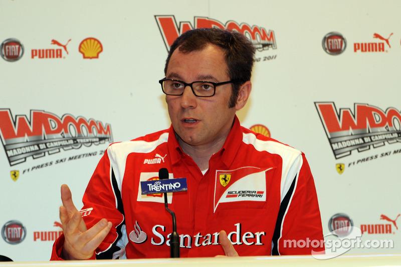 Domenicali denies being too nice to head Ferrari