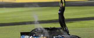 NASCAR Cup Edwards Claims His First Sprint All-Star Win at Charlotte