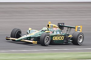 IndyCar KVRT - Lotus Indy 500 Pole Day Report