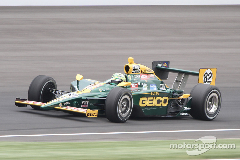 KVRT - Lotus Indy 500 Pole Day Report
