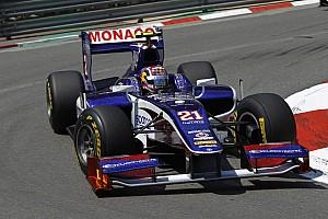 FIA F2 Trident Racing Monaco Race 1 Report