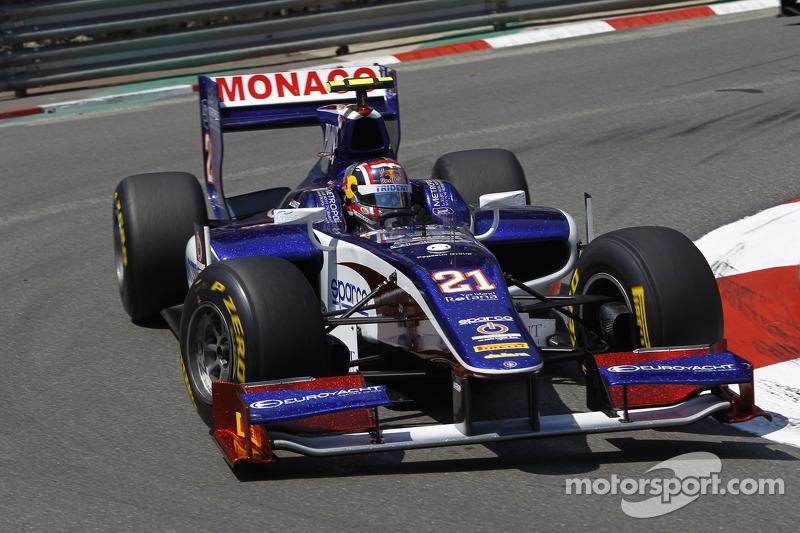 Trident Racing Monaco Race 1 Report
