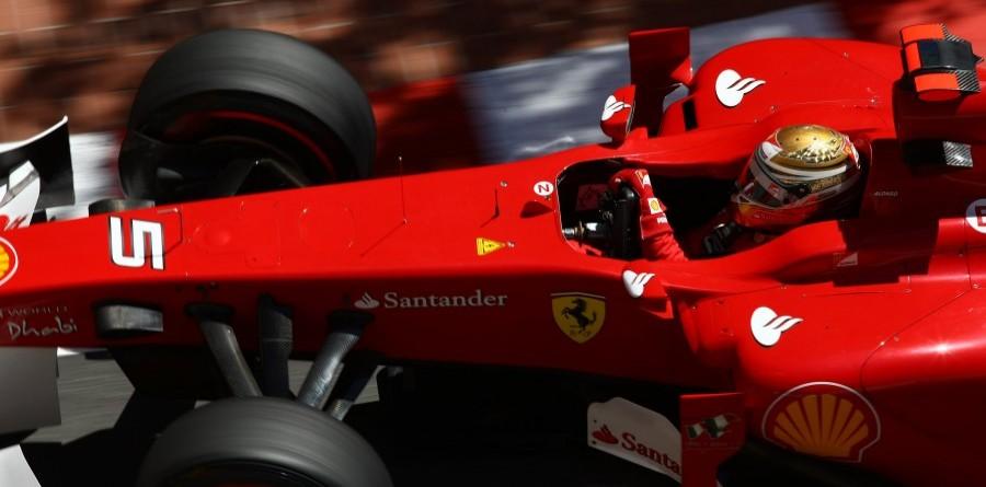 Ferrari Monaco GP Qualifying Report