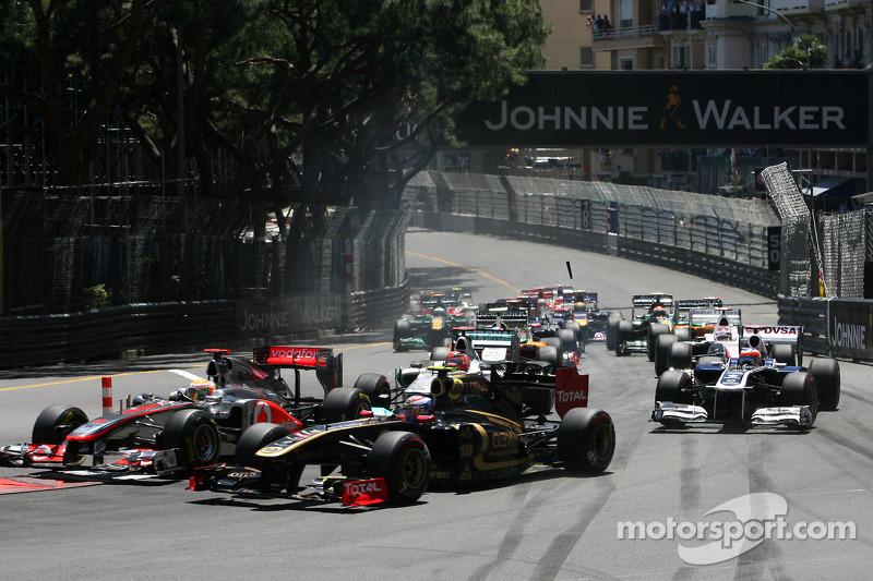 Pirelli Monaco GP Race Report
