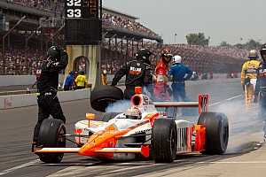 IndyCar Firestone Indy 500 Race Report