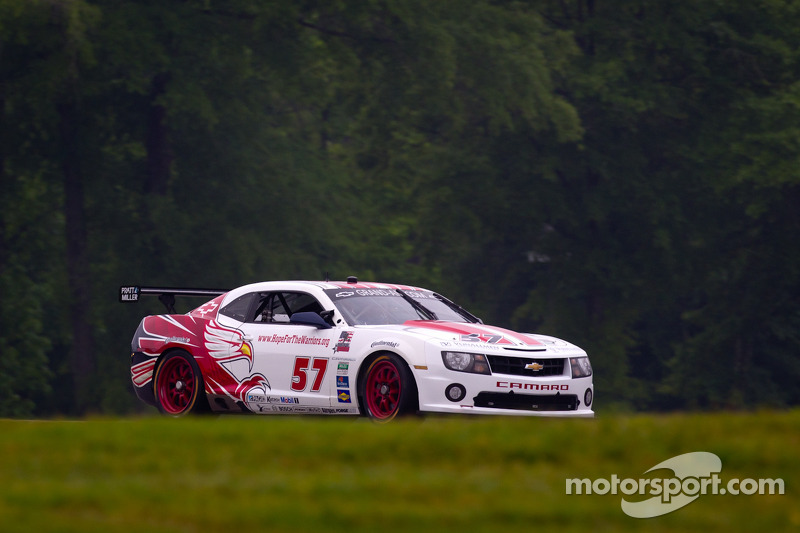 Team Chevy Lime Rock Race Report