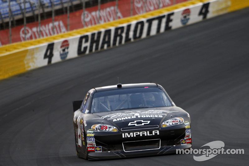 NASCAR Charlotte Contingency Awards