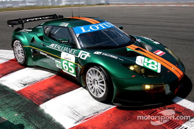 Johnny Mowlem Prepared For Le Mans 24 Hour