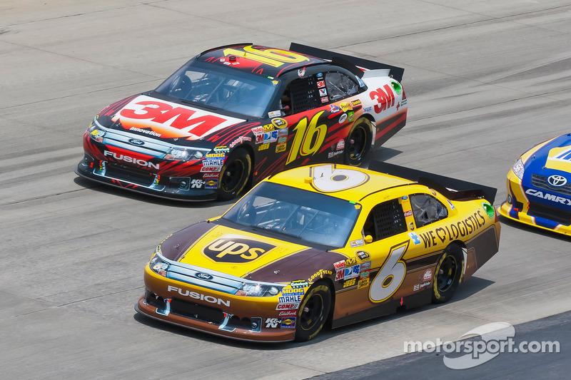 Roush Fenway Racing Carries Momentum To Kansas