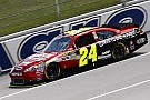 Jeff Gordon Kansas Saturday Media Visit