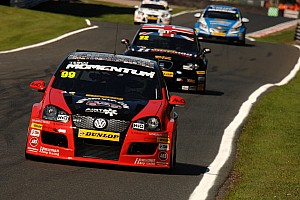 BTCC AmD Milltek Racing Oulton Park Event Summary