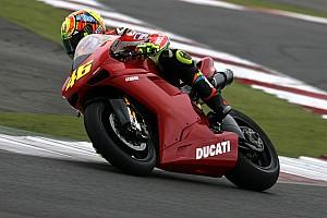 MotoGP Ducati Heads To British GP