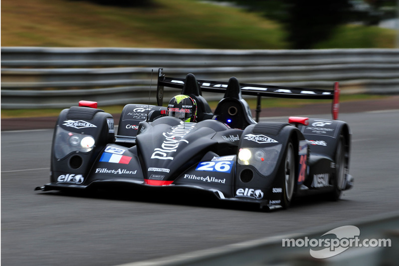 Nissan Motorsports Le Mans Final Qualifying Report