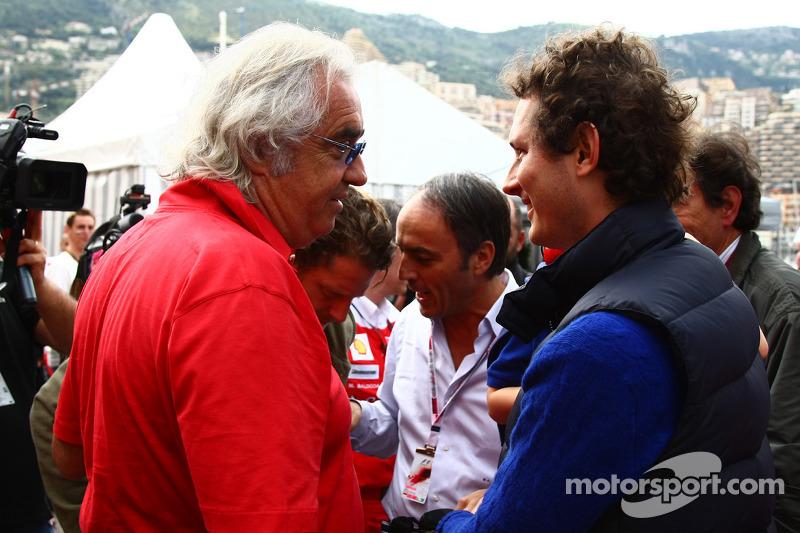 Ferrari dismisses Briatore team boss rumours
