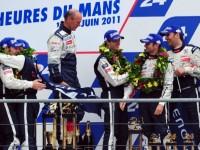 Peugeot Le Mans 24H Race Report