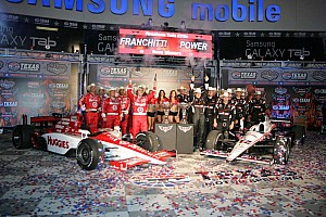 IndyCar IndyCar Series News And Notes 2011-06-13