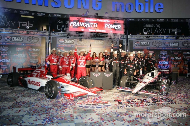 IndyCar Series News And Notes 2011-06-13