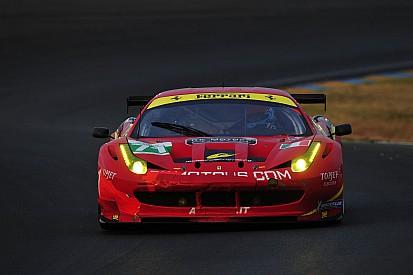 Michael Waltrip Racing Le Mans 24H Race Report