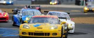 Le Mans American Le Mans Series Le Mans 24H Race Report